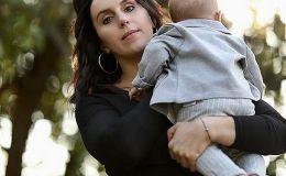 Джамала показала мужа и 6-месячного сына