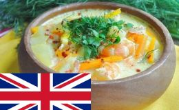 Детское меню: 5 рецептов для детей из Англии