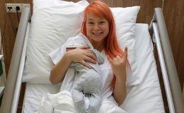 Светлана Тарабарова выписалась из роддома: известны имя и вес ребенка