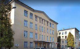 Житомирский роддом при центральной городской больнице №1