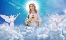 Покрова Пресвятої Богородиці: привітання, листівки та картинки