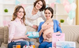 Baby Shower или Беременная вечеринка — лучший повод собраться накануне родов