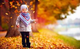Самые популярные игры для осенних прогулок с детьми. Играем нон-стоп!