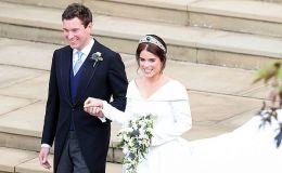 Свадьба принцессы Евгении: официальные фото. Осторожно, очень красиво