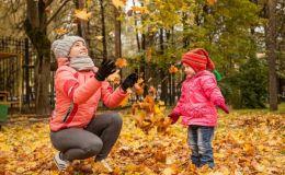 Что вызывает аллергию у ребенка осенью?