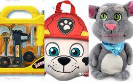 Что подарить ребенку на День рождения: 12 идей подарков для двухлеток до 500 гривен