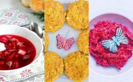 Яркие корнеплоды: 10 рецептов из свеклы и моркови для малышей