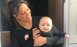 Первый Хэллоуин: Ева Лонгория показала маленького сына в костюмах
