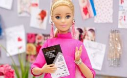 Необычная новинка от Mattel: кукла Barbie с беременной собакой