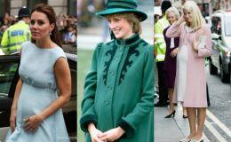 Беременность по-королевски: самые стильные образы в ожидании малыша