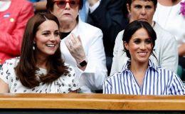 Какие украшения принцессы Дианы носят Кейт Миддлтон и Меган Маркл