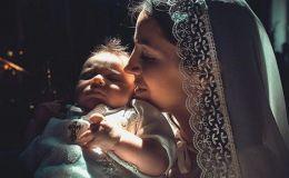 Що подарувати дитині на хрестини?