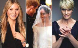 Звездные свадьбы 2018: знаменитости, создавшие семью в уходящем году