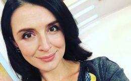 Валентина Хамайко родила четвертого ребенка: первые фото и видео