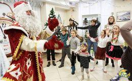 Куда пойти на Новый год в Киеве с ребенком