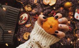 Как приручить праздник: зимний маникюр