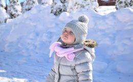 Как оказать первую помощь, если снег попал в глаза