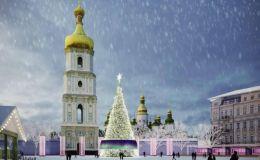 Новый год 2019 и Рождество в центре Киева: программа праздников