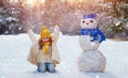 Стихи и загадки о зиме на русском языке
