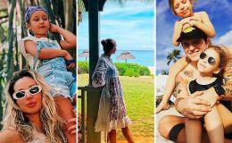 Зимние каникулы: какие курорты и страны выбрали украинcкие звездные родители