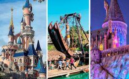 7 лучших парков развлечений мира, куда мечтают попасть все дети