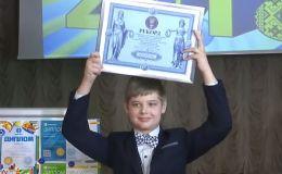 Киевский шестиклассник выиграл 37 олимпиад за два месяца