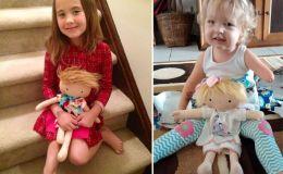 Кукла, как я: американка создает кукол для особенных детей