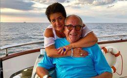 79-летний Эммануил Виторган стал отцом еще одного ребенка