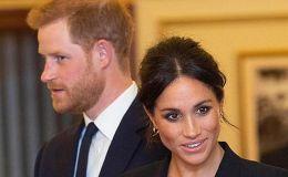 Меган Маркл и принц Гарри прокомментировали приближающиеся роды