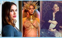 Звездные мамы, которые снимались в клипах беременными