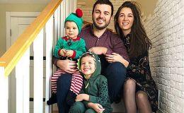 Григорий Решетник показал подросших сыновей и новогоднюю елку