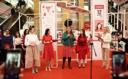 В Киеве проходит выставка «12 месячных», посвященная теме менструации