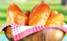Пирожки: 30 лучших рецептов начинок для детей