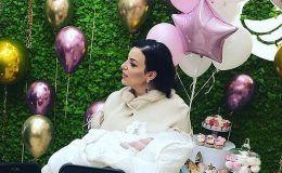 Никаких тайн: Наталья Холоденко рассказала все о родах и показала новорожденную дочку