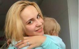 Как подросла: Лилия Ребрик показала младшую дочку