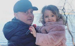 Юрий Ткач похвастался успехами четырехлетней дочки: маленькая звезда