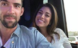 Жена пловца Майкла Фелпса беременна третьим ребенком