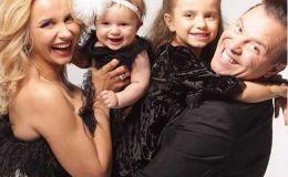 Невероятно мило: Лилия Ребрик поздравила дочку с первым днем рождения
