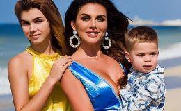 Как выглядит младшая дочь Анны Седоковой