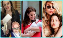 Детский День рождения: звезды, которые поздравили детей в апреле