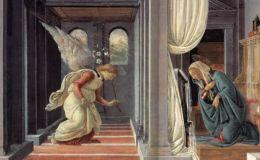 Благовещение Пресвятой Богородицы: поздравления, открытки и картинки