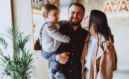 Счастливы вместе: Джамала показала новые семейные фото и посвятила сыну стихи