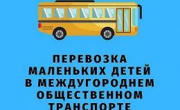 Перевозка ребенка в междугородном автобусе: правила безопасности