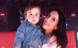 С мамой на работу: Джамала привела маленького сына на съемочную площадку