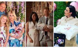 День матери: знаменитости, которые стали мамами в начале 2019