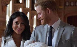 Стало известно имя сына Меган Маркл и принца Гарри
