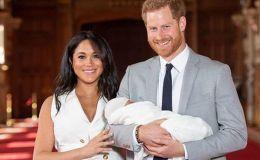 Королевские крестины: в Британии крестили принца Арчи