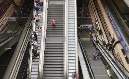 Правила безопасности ребенка на эскалаторе