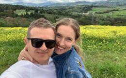 Одесские каникулы: Катя Осадчая показала подросшего сына на море