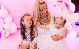 Лилия Ребрик заинтриговала фотографиями дочек